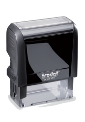 Signature Stamp Trodat Self-Inking Stamp 9/16 in. x 1-1/2 in, 4911  Trodat Self-inking. They are climate neutral, intuitive and clean replacement of ink pads, incredibly small & light.