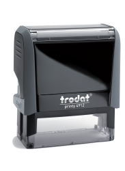Signature Stamp Trodat Self-Inking Stamp 7/8 in. x 2-3/8in, 4913 Trodat Printy  Trodat Self-inking. They are climate neutral, intuitive and clean replacement of ink pads, incredibly small & light.