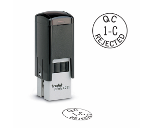 Reject Inspection Stamps- Trodat