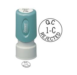 Reject Inspection Stamps- X-Stamper