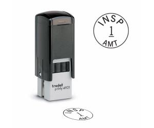 Custom Inspection Stamp- Trodat