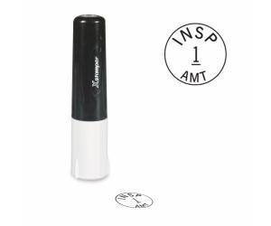Custom Inspection Stamp- Non Porous
