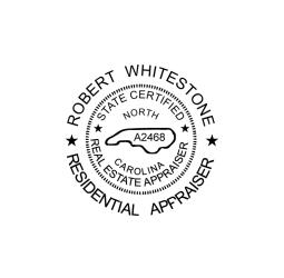 North Carolina Residential Appraiser Seal