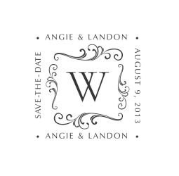 Personalized Monogram
