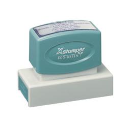 Medium X-Stamper Pre Inked Stamps