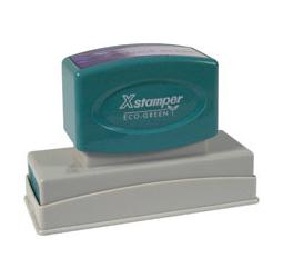 Large X-Stamper Pre Inked Stamps