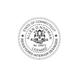 Connecticut Interior Designer Seal