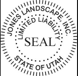 Limited Liability Company Seal