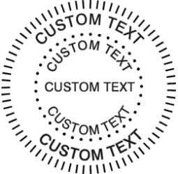 Custom Corporate Seal