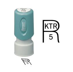 R Inspection Stamps- X-Stamper