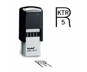 R Inspection Stamps- Trodat