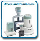 Date Stamps and number stamps. Custom date stamp come in Self inking date stamp. Professional stamps for office, and business. Pre inked stamps line dater.