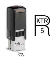 R Self-inking Inspection Stamps- Trodat