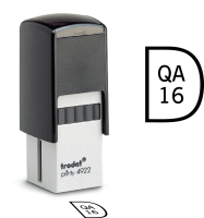 D-Self-inking Inspection Stamps- Trodat