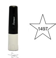Star Industrial Non Porous Inspection Stamps