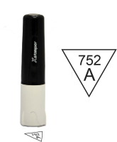 Inspection Stamps Triangle- Non Porous
