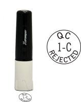 Reject Inspection Stamps- Non Porous