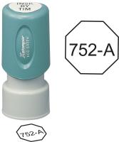 Octagon Inspection Stamps- X-Stamper