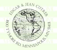 Custom Return Address Map Stamp