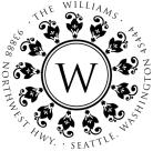 Personalized Monogram Wedding  Stamp