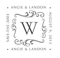 Personalized Monogram