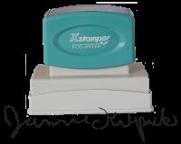 X-Stamper Signature Stamps