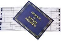 Professional notary journals and notary supplies right here at Salt Lake City Stamp. Fast Shipping