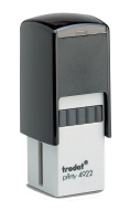 Trodat Self-Inking Stamp 1/2 in. x 1/2 in. 4921 Trodat  Trodat Self-inking. They are climate neutral, intuitive and clean replacement of ink pads, incredibly small & light.