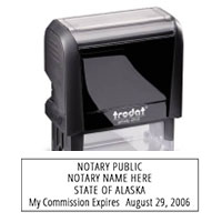 Order your Alaska notary supplies today and save. Fast Shipping