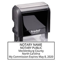 Order your NC Notary Supplies Today and Save. Fast Shipping