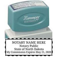Order your ND Notary Supplies Today and Save. Fast Shipping