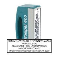Order your PA Notary Supplies Today and Save. Fast Shipping