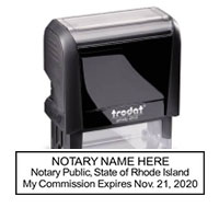 Order your RI Notary Supplies Today and Save. Fast Shipping